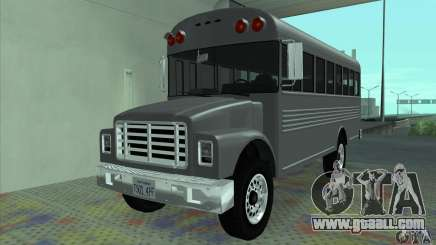 Civil Bus for GTA San Andreas