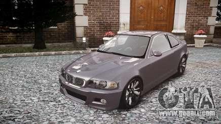 BMW 3 Series E46 v1.1 for GTA 4