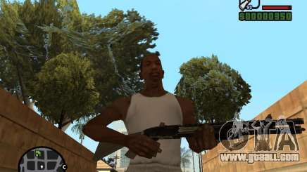 Shotgun for GTA San Andreas
