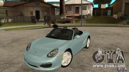 Porsche Boxster S 2010 for GTA San Andreas