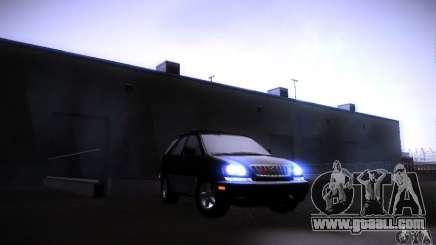 Lexus RX300 for GTA San Andreas