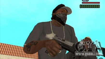 New Pistol for GTA San Andreas