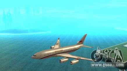 The IL-96 300 STC Russia for GTA San Andreas