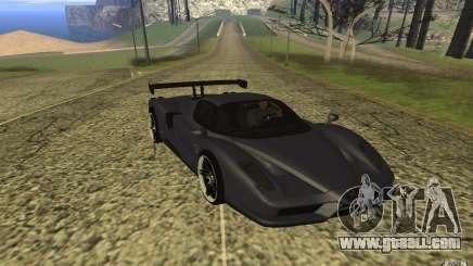 Ferrari Enzo ImVehFt for GTA San Andreas