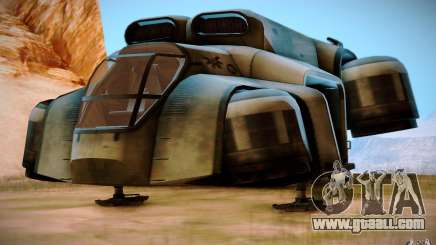 BTR-20 Yastreb for GTA San Andreas