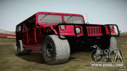 Hummer H1 Alpha Off Road Edition for GTA San Andreas