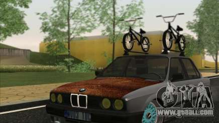 BMW E30 Rat for GTA San Andreas