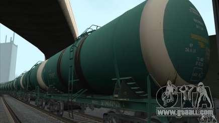 Tank No. 517 94592 for GTA San Andreas