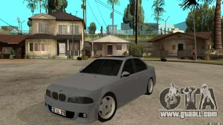 BMW 523i CebeL Tuning for GTA San Andreas