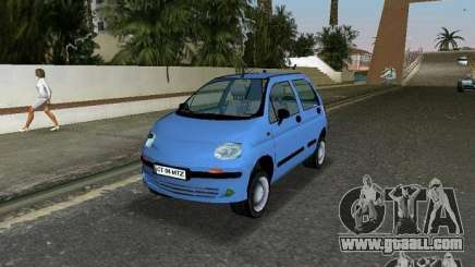 Daewoo Matiz for GTA Vice City