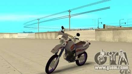 YAMAHA TT250R Raid for GTA San Andreas