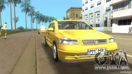 Opel Astra G for GTA Vice City