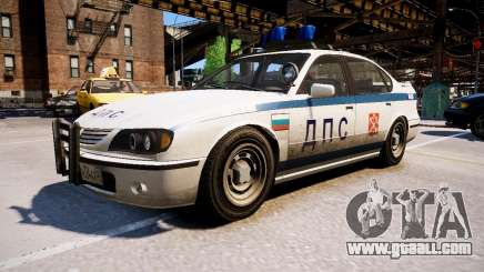 Russian Police Patrol for GTA 4