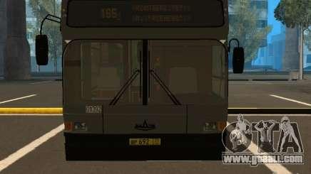 Maz 107.066 for GTA San Andreas