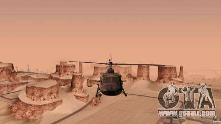 UH-1H for GTA San Andreas