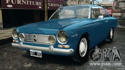 Renault Torino 380 W for GTA 4
