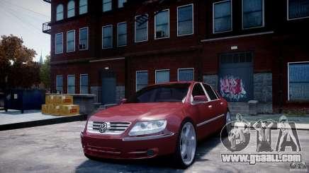 Volkswagen Pheaton W12 for GTA 4