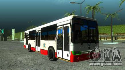 Nefaz 5299 10-32 for GTA San Andreas
