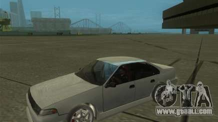 Nissan Cefiro A31 (D1GP) for GTA San Andreas
