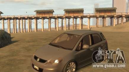 Suzuki SX4 Sport Back for GTA 4