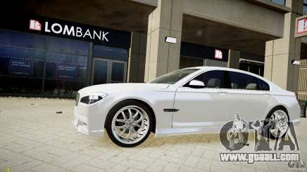BMW 750Li Sedan ASANTI for GTA 4