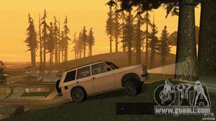 HD Huntley for GTA San Andreas