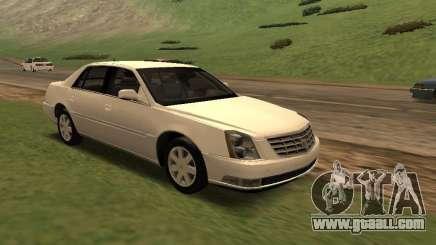 Cadillac DTS 2010 for GTA San Andreas