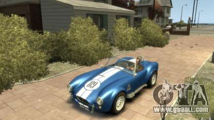 Shelby Cobra 427 SC 1965 for GTA 4