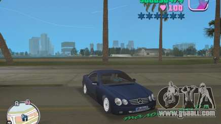 Mercedes-Benz E350 for GTA Vice City