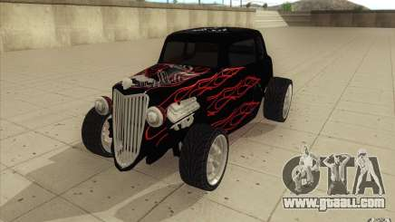 Ford Hot Rod 1934 v2 for GTA San Andreas