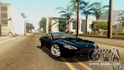 Aston Martin V12 Vantage for GTA San Andreas