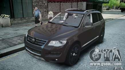 Volkswagen Touareg R50 for GTA 4
