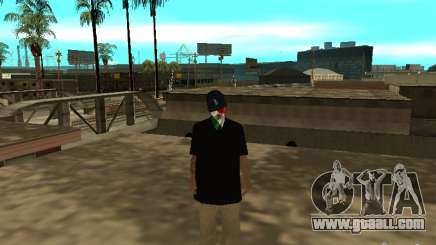 Mexicano Skin for GTA San Andreas