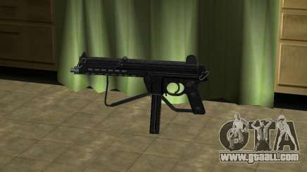 Walther MPL for GTA San Andreas