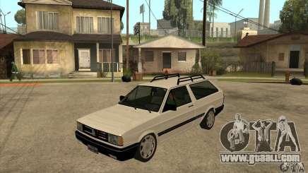 VW Parati GLS 1989 for GTA San Andreas