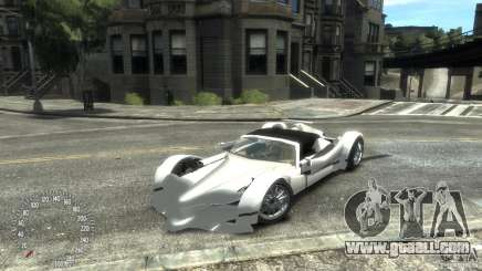 Ibis Formula GT for GTA 4