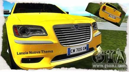 Lancia Nuova Thema for GTA Vice City