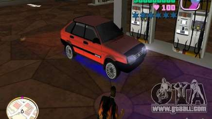VAZ 2109 Samara for GTA Vice City