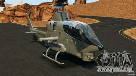 Bell AH-1 Cobra for GTA 4