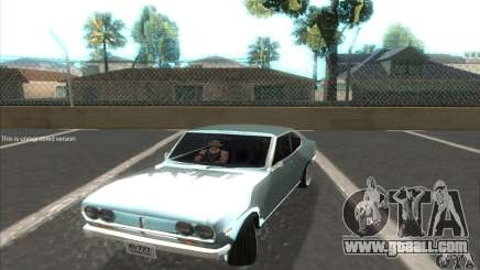 Mazda RX-2 2-door Coupe US for GTA San Andreas