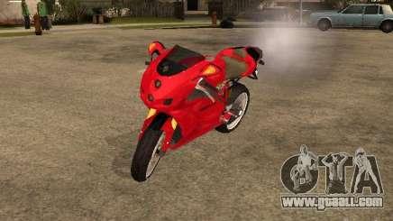 Ducati 999s for GTA San Andreas