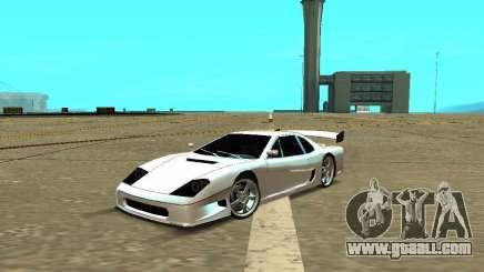 Azik Turismo for GTA San Andreas