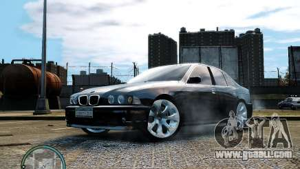 BMW 530I E39 [Final] for GTA 4