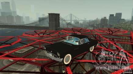 Smith Thunderbolt Mafia II for GTA 4