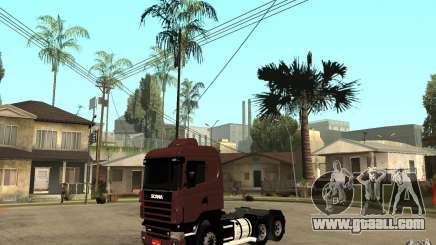 Scania 124 R480 6x4 Truck 1 for GTA San Andreas