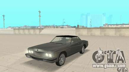 Buick Riviera 1973 for GTA San Andreas