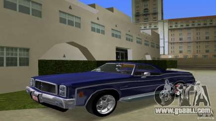 Chevrolet El Camino Idaho for GTA Vice City