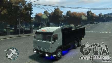 KAMAZ 53212 for GTA 4