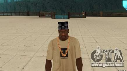 Bandana glass for GTA San Andreas