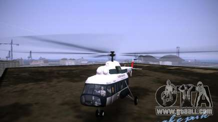 MI-8 for GTA Vice City